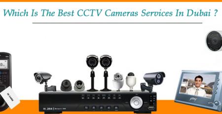 CCTV Cameras In Dubai